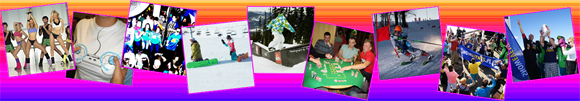atrakcje na nartach