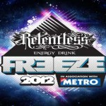 Relaentless Energy Dring Freeze