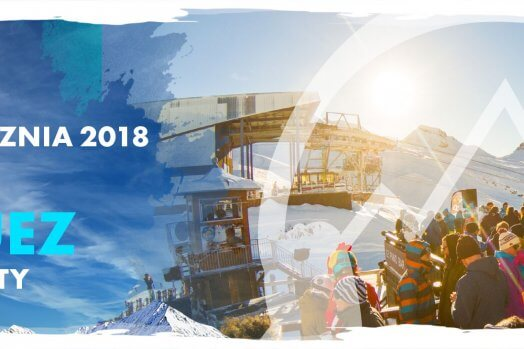 narty alpe huez styczen 2019
