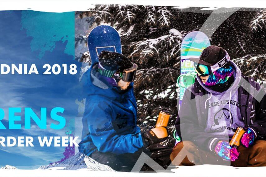 Val Thorens BOARDER WEEK