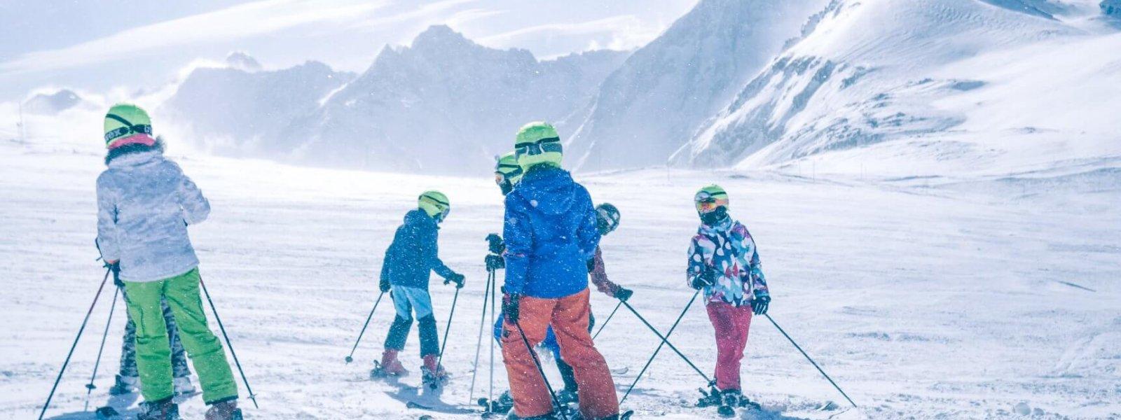 szkolenie ski