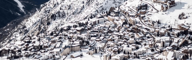 Les deux alpes resort